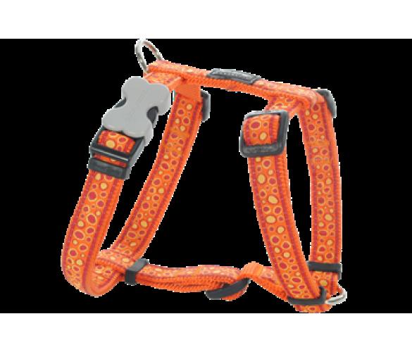 Нагръдник Bedrock Orange Small 12мм