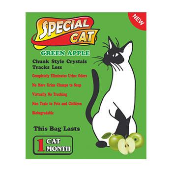 Special-Cat-силика-гел—зелена-ябълка-1