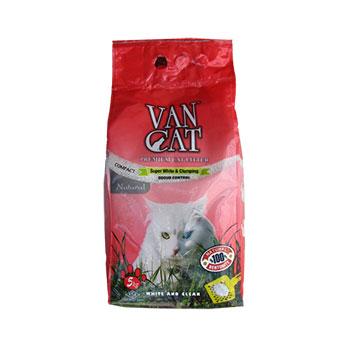 VAN-CAT-бял-бентонит—натурален-5кг